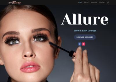 Allure Brow & Lash Lounge
